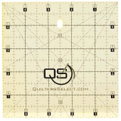 """Quilters Select Non-Slip Ruler - 5"""" x 5"""""""