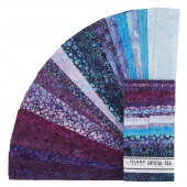 Crystal Sea Batiks Strips