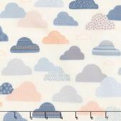 Wild & Free - Cloudy Skies Cloud Yardage