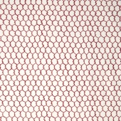 In the Kitchen - Chicken Wire Natural Yardage