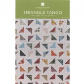 Triangle Tango Quilt Pattern by Missouri Star