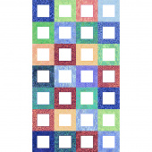 Shimmer Wild Thing - Quilt Labels Multi Panel