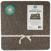 "Wooly Felted Ironing Mat 17"" x 17"""