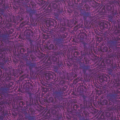 "Wilmington Essentials - Ebb and Flow Purple 108"" Wide Backing"