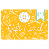 $50.00 Gift Card to the Missouri Star Quilt Company
