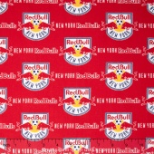 MLS Major League Soccer - New York Red Bulls Yardage