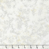 Shiny Objects - Sweet Somethings Rock Candy Vanilla Metallic Yardage