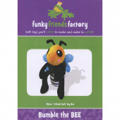 Bumble the Bee Funky Friends Factory Pattern