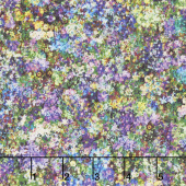Fiorella - Growing Wild Meadow Digitally Printed Yardage