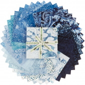 Winter Frost Batiks Stamps
