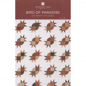 Bird of Paradise Quilt Pattern by Missouri Star