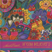 Laurel Burch Dream Believers Book