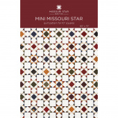 Mini Missouri Star Quilt Pattern by Missouri Star