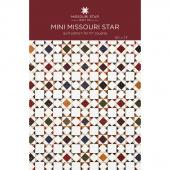 Mini Missouri Star Quilt Pattern by Missouri Star