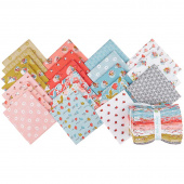 Petals and Pots Fat Quarter Bundle