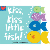 Huggable & Lovable Books - Fish Book Multi Panel