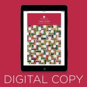 Digital Download - Two Step Quilt Pattern by Missouri Star