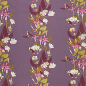 English Summer - Name Dropping Fuchsia Yardage