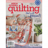 Better Homes & Gardens American Patchwork & Quilting (August 2018)