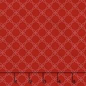 Kimberbell Basics - Lattice Red Yardage