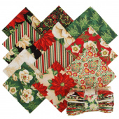 Holiday Lane Fat Quarter Crystals