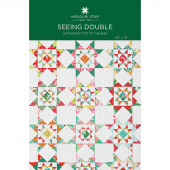Seeing Double Quilt Pattern by Missouri Star