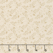 Bed of Roses - Lily of the Valley Cream Yardage