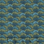 Kyoto - Juniper Evergreen Yardage