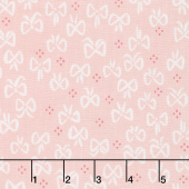 Little Red in the Woods - Bows Pink Yardage