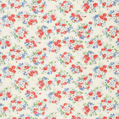 Good Times - Bouquet Cream Yardage