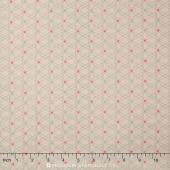 Jubilee - Crinoline Pink Metallic Yardage