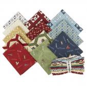 Home Sewn Fat Quarter Bundle