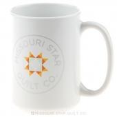 Missouri Star Quilt Company Hot Chocolate/Coffee Mug