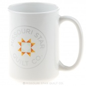 Missouri Star Quilt Company Hot Chocolate/Coffee Mug