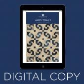 Digital Download - Happy Trails Quilt Pattern by Missouri Star