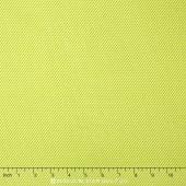 Little Ruby Flannel - Little Sundae Scallop Green Yardage