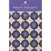 Wacky Web Quilt Pattern