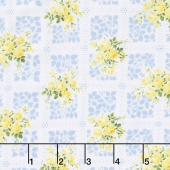 Afternoon in the Attic - Memento Daffodil Flannel Yardage