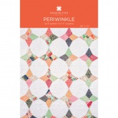 Periwinkle Quilt Pattern by Missouri Star