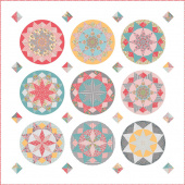 Sue Daley Sundial Quilt Pattern