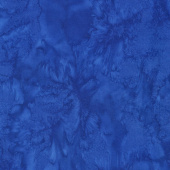 Lava Batik Solids - Lava Ultramarine Yardage