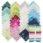Shiny Objects - Sweet Somethings Metallic Fat Quarter Bundle