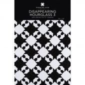 Disappearing Hourglass 3 Quilt Pattern by MSQC
