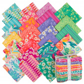 Painted Garden Fat Quarter Bundle