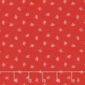 Prim - Blossom Barn Red Yardage