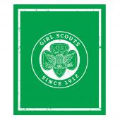 Girl Scouts Fleece Blanket