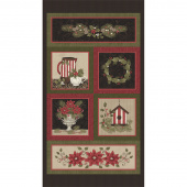 Winterberry - Wintergreen Holly Multi Panel