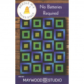 No Batteries Required Pattern