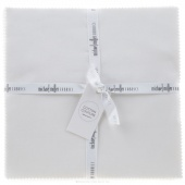 "Cotton Couture Bright White 10"" Squares"