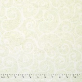 "Bali Backs Batiks - Dots Neutral 108"" Wide Backing"